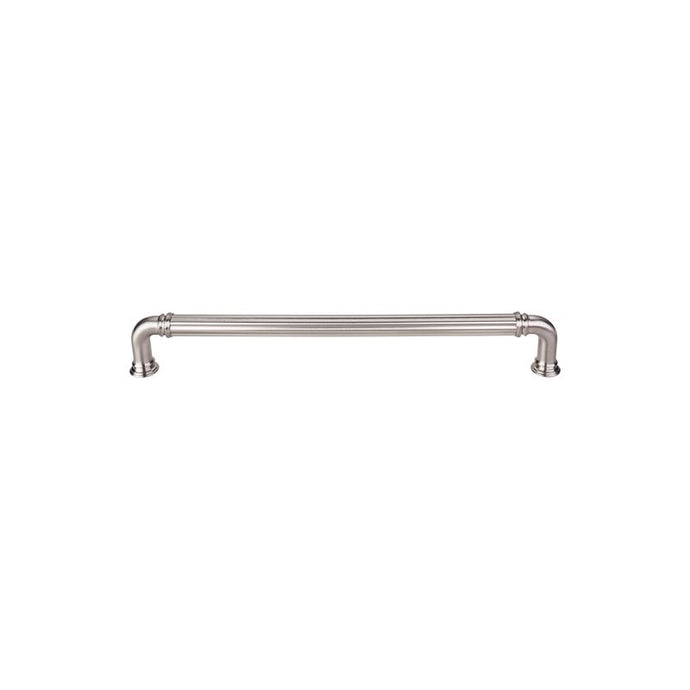 Top Knobs Reeded Appliance Pull 18