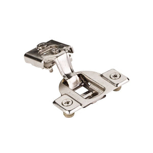 1 Overlay Cam Adjustable Face Frame Hinge with Dowels