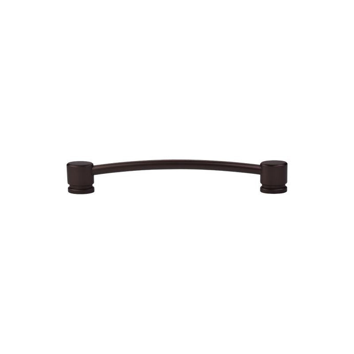 Top Knobs Oval Thin Pull 7