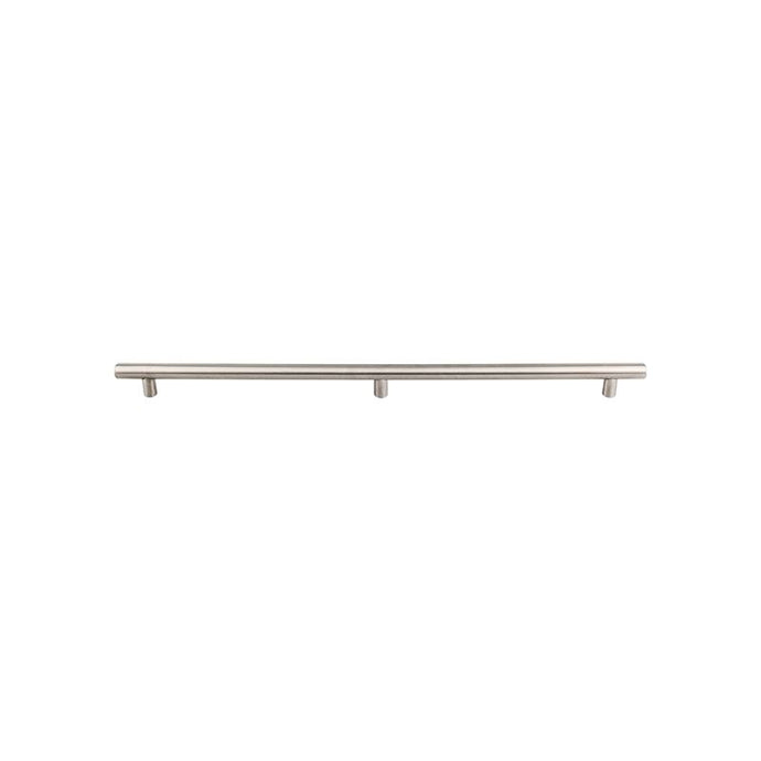 Top Knobs Hollow Bar Pull 3 posts 2x15 3/8