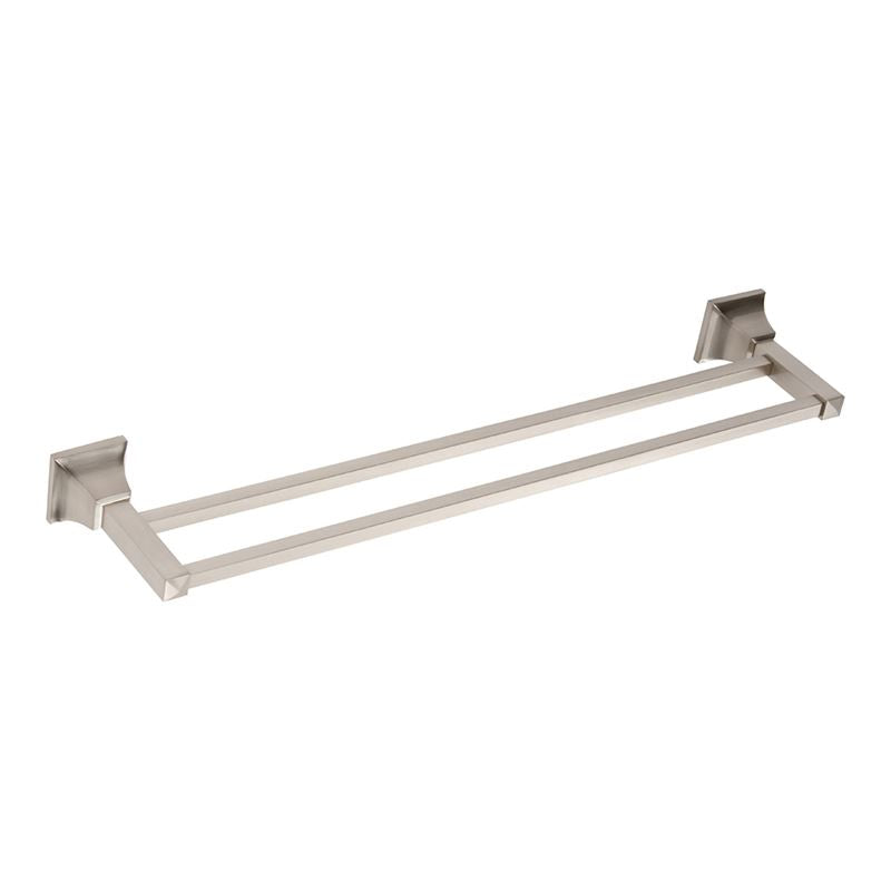 Atlas Gratitude Double Towel Bar 600 MM CC