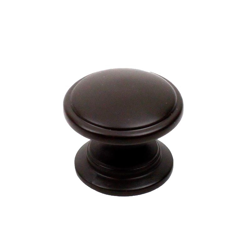 Apac - Zinc Die Cast Knob 1-1/4th Oil Rubbed Bronze