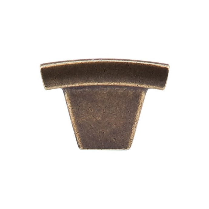 Top Knobs Arched Knob 1 1/2