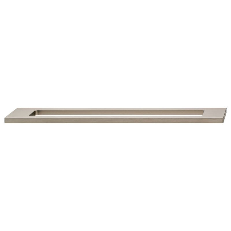 Hafele 112.82.007 Stainless Steel Drawer Pulls