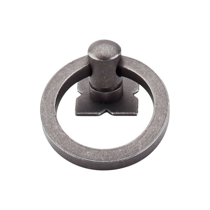 Top Knobs Smooth Ring Pull 1 9/16