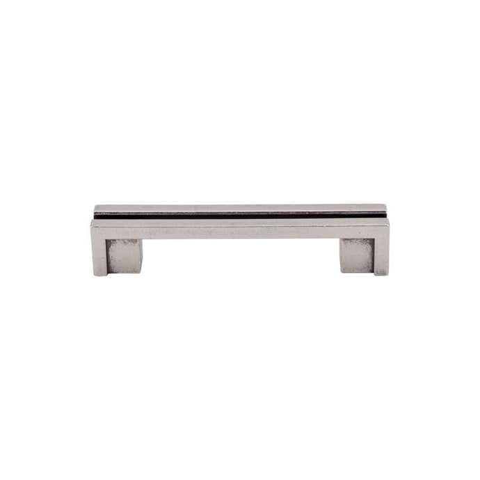 Top Knobs Flat Rail Pull 3 1/2