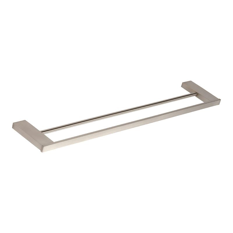 Atlas Parker Double Towel Bar 600 MM CC