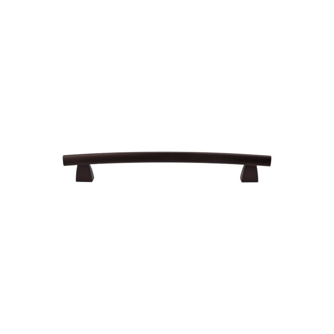 Top Knobs Arched Appliance Pull 12