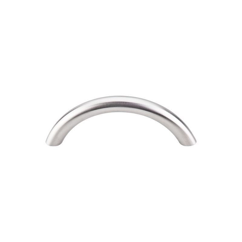 Top Knobs Solid Bowed Bar Pull 3