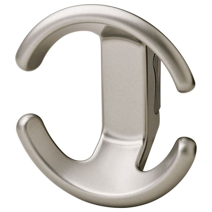 Hafele 843.65.600 Matte Nickel Decorative Hooks