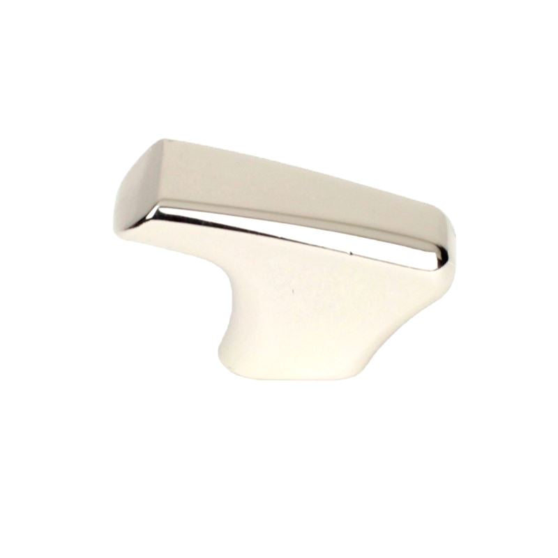 Sierra- zinc J-Knob in Polished Nickel