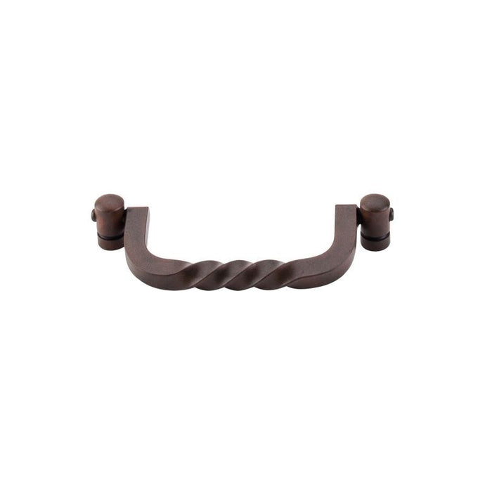 Top Knobs Twist Drop Pull 3 3/4