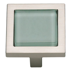 Atlas Spa Green SquareKnob