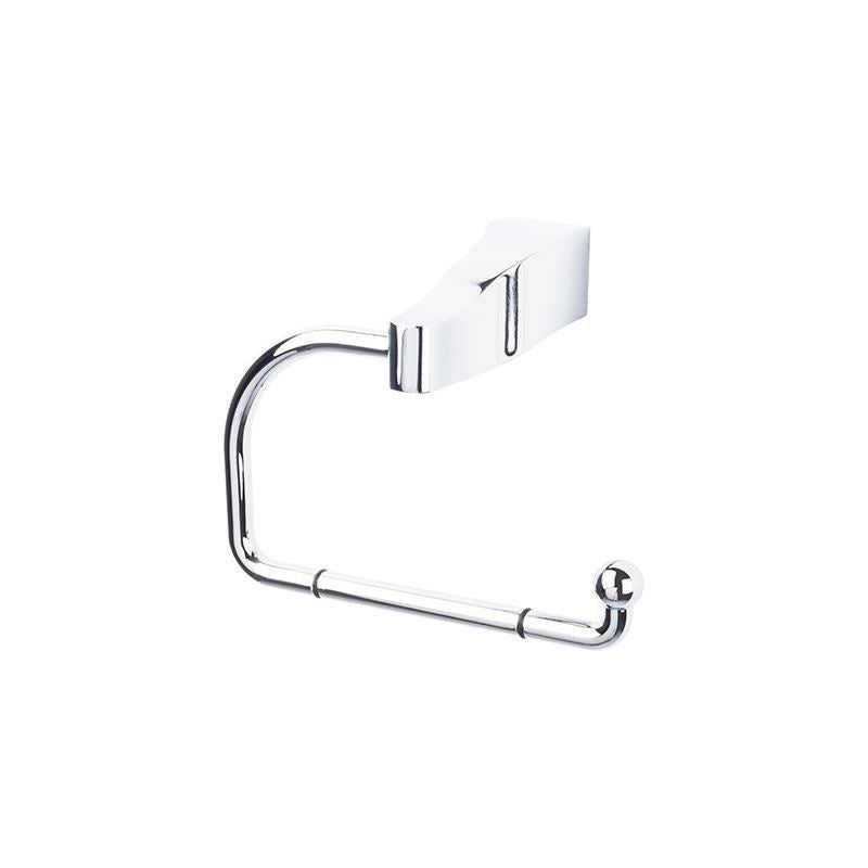 Top Knobs Aqua Bath Tissue Hook - Polished Chrome