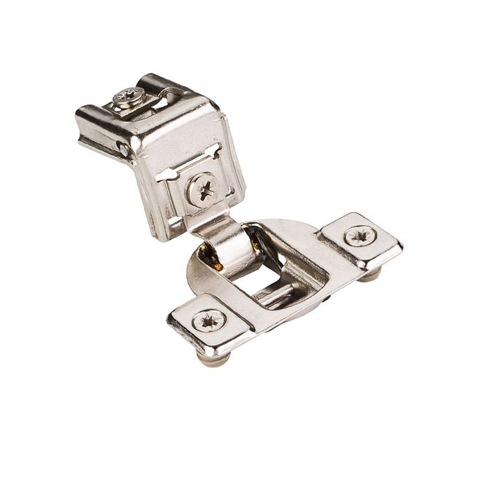 1-1/2 Overlay Cam Adjustable Face Frame Hinge with Dowels