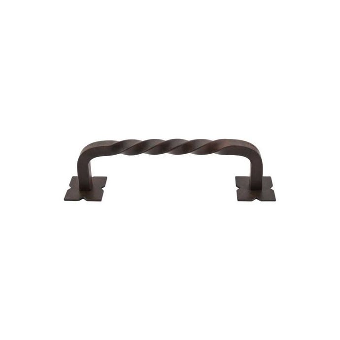 Top Knobs Normandy Twist Appliance Pull 8