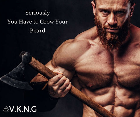 bearded-viking-muscle-bodybuilder-beard-axe