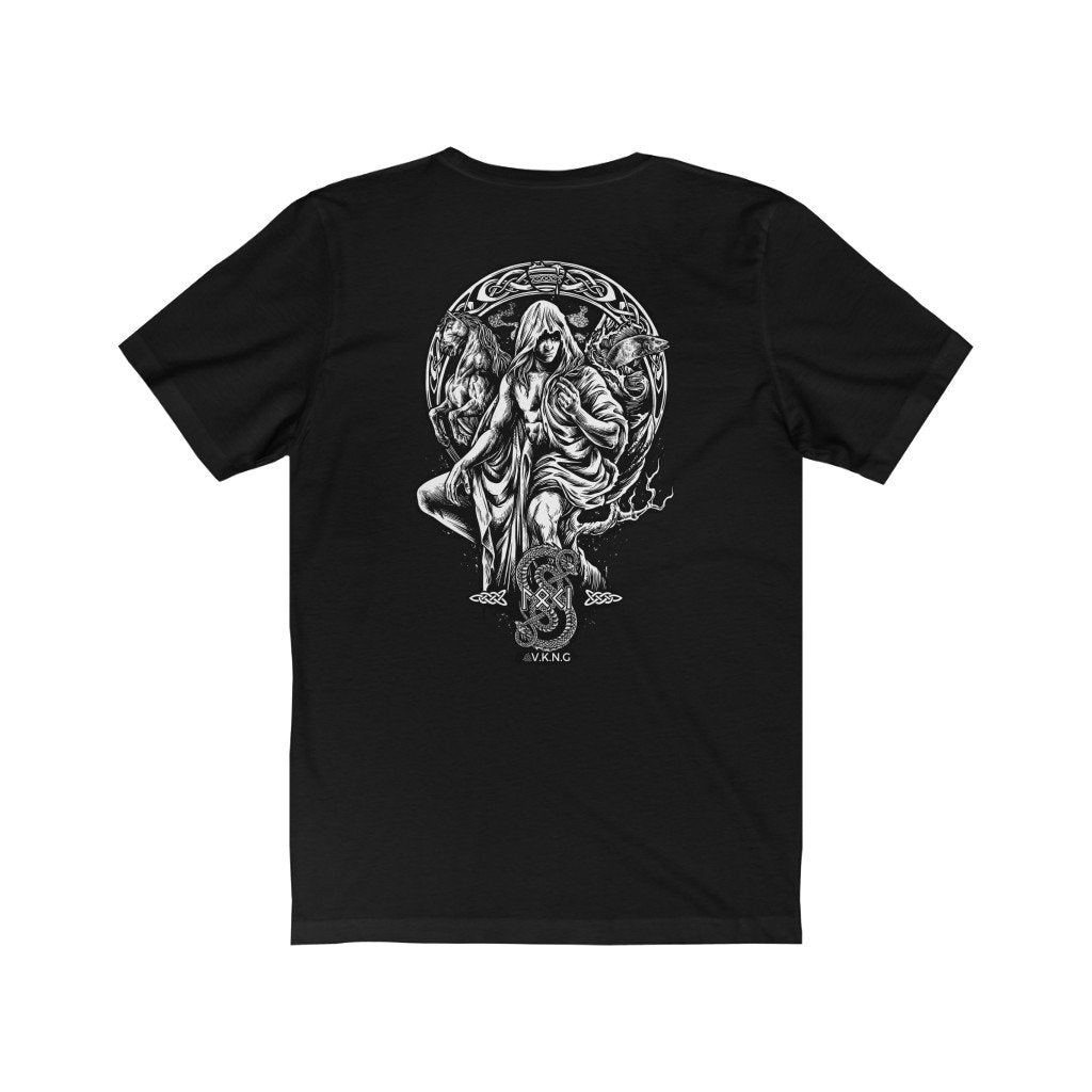 V.K.N.G™ Loki T-shirt (Both sides)
