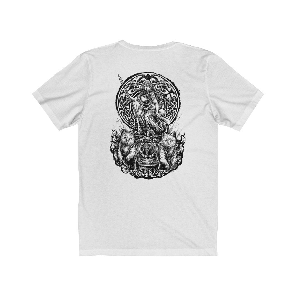 V.K.N.G™ Freyja T-shirt (Both sides)