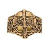 Gjermundbu Helmet Dragons Bronze Ring
