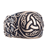Odin Horn Symbol Mammen Ornament Bronze Ring