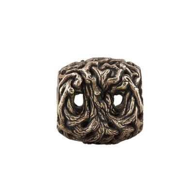 Bronze Viking Beads Yggdrasil