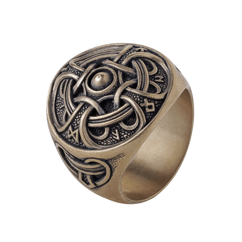 Odin Ring Bronze