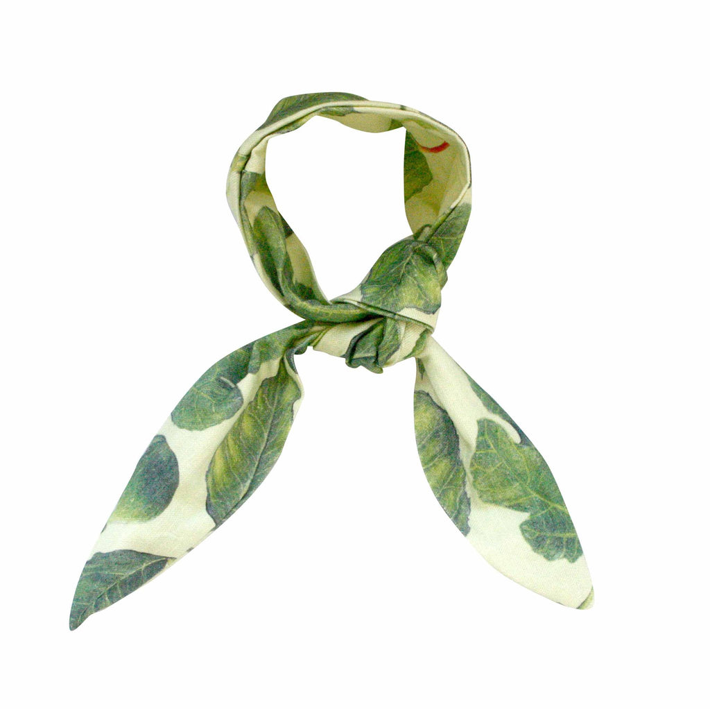 Hair Scarf - Foliage