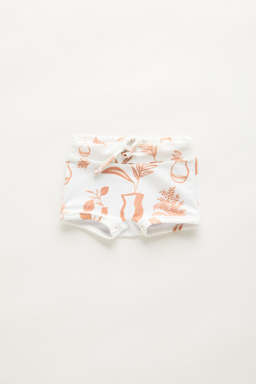 Mini Villa Shorts - Squiggle