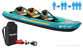 Alameda Premium Inflatable Kayak