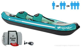 Madison Premium Sevylor Inflatable Kayak