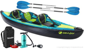 Ottawa Kit 2 Inflatable Kayak