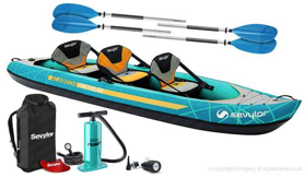 Alameda Premium Kit 1 Inflatable Kayak