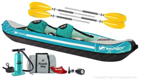 Madison 2 Person  Inflatable Kayak
