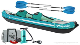 Madison Premium Sevylor Inflatable Kayak (Kit 1)