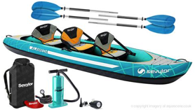 Alameda Premium Inflatable Kayak (Kit 1)