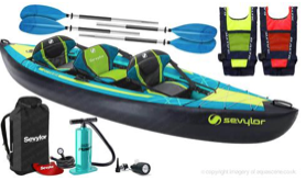 Sevylor Ottawa Kit 2 Inflatable Kayak