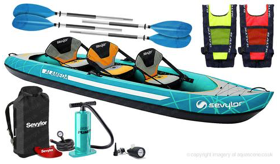 Alameda Premium Inflatable Kayak (Kit 2)