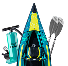 Equipment for Inflatable Kayaks
