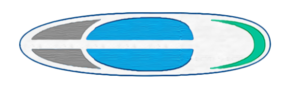 Medium Adult SUP Paddle Board (10ft to 12ft)