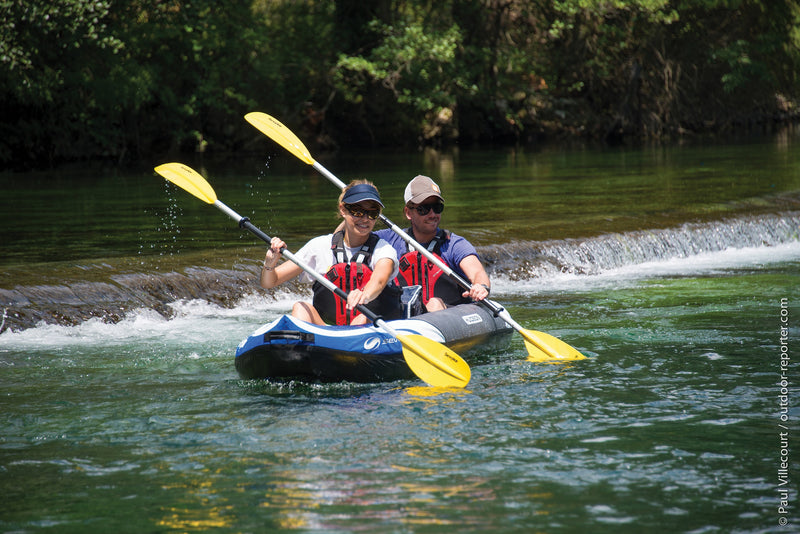 Sevylor Hudson 2+1 Person Inflatable Kayak (2021)