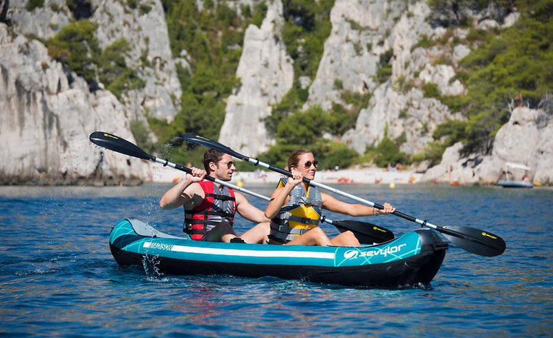 Sevylor Madison 2 Person Inflatable Kayak (2021)