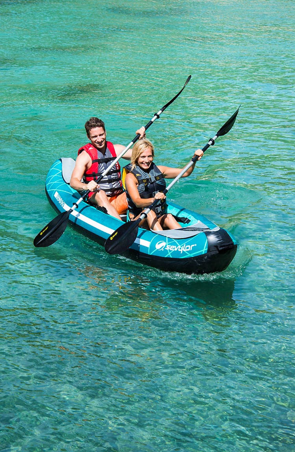 Sevylor Madison 2 Person Inflatable Kayak (2019)
