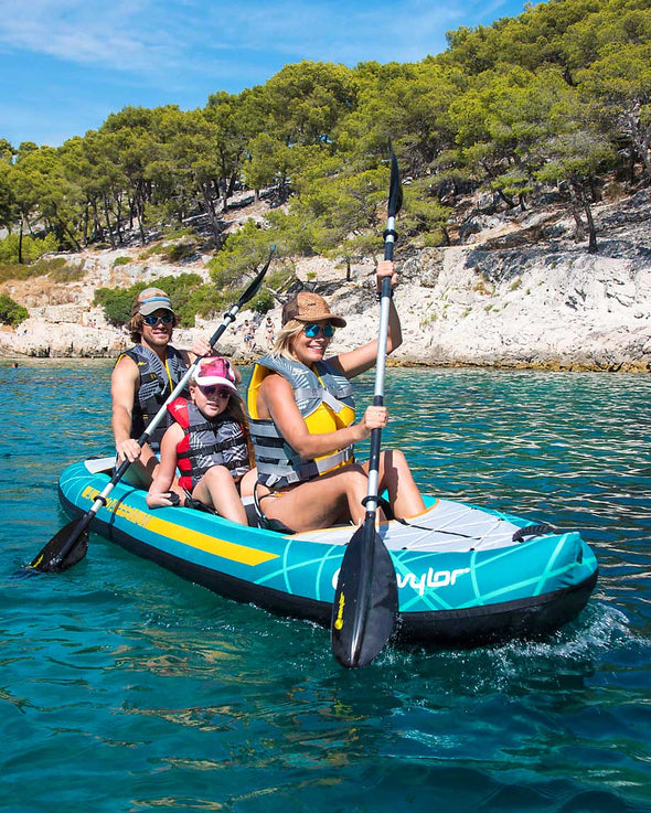 Sevylor Alameda Premium 2019 (2+1 Inflatable Kayak)