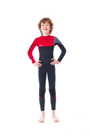 Jobe Youth Wetsuit (Red)