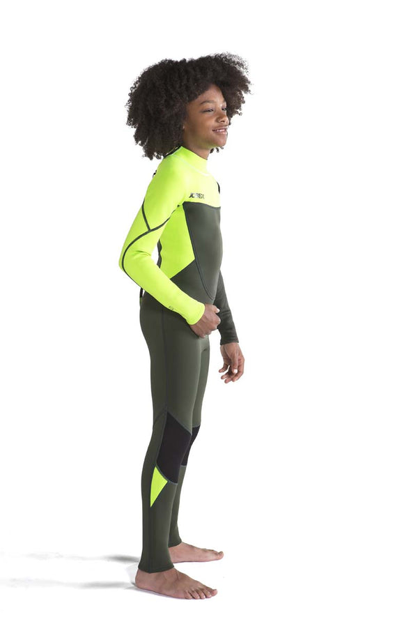 Jobe Youth Wetsuit (Green)