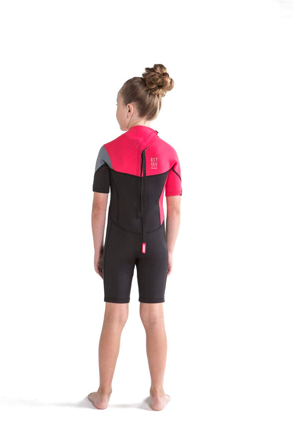 Jobe Youth Shorty Wetsuit (Pink)