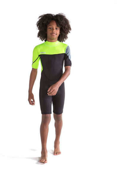 Jobe Youth Shorty Wetsuit (Green)