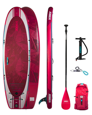 2020 Jobe® Lena (Yoga SUP) 10.6ft - Red
