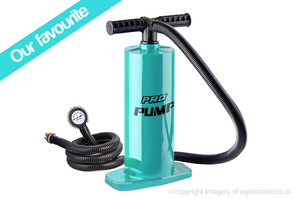 Sevylor Double-action Pro Pump (2020)